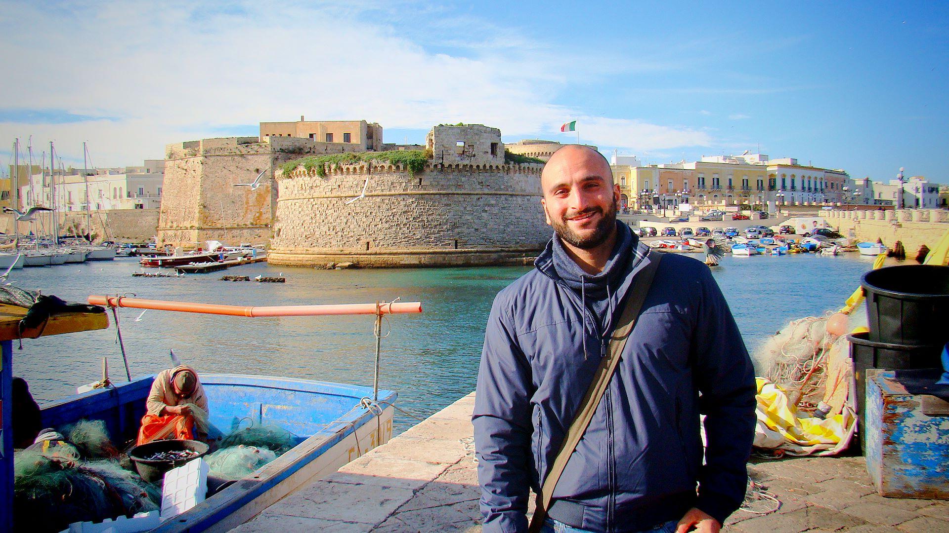 Apulia Tour Operators: Davide Lecci