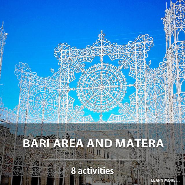 Apulia Private Tours: Bari and Matera