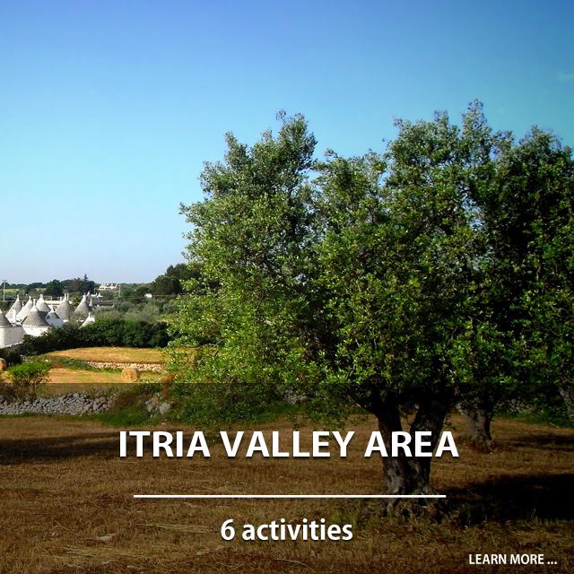 Apulia Private Tours: Itria Valley
