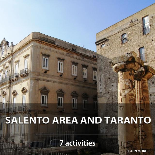 Apulia Private Tours: Salento and Taranto