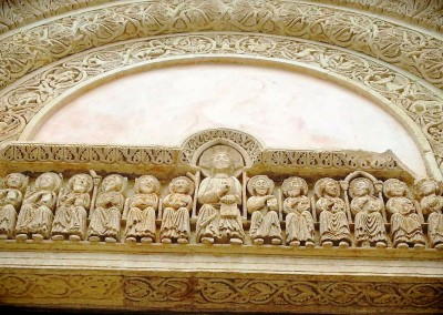 apulia-slow-travel-galatina-cattedrale-santa-caterina-romanico-romanik-bassorilievo-low relief