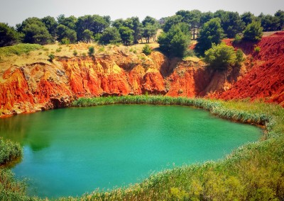 apulia-slow-travel-otranto-cava di bauxite-salento-puglia-apulien-apulia-cave of bauxite