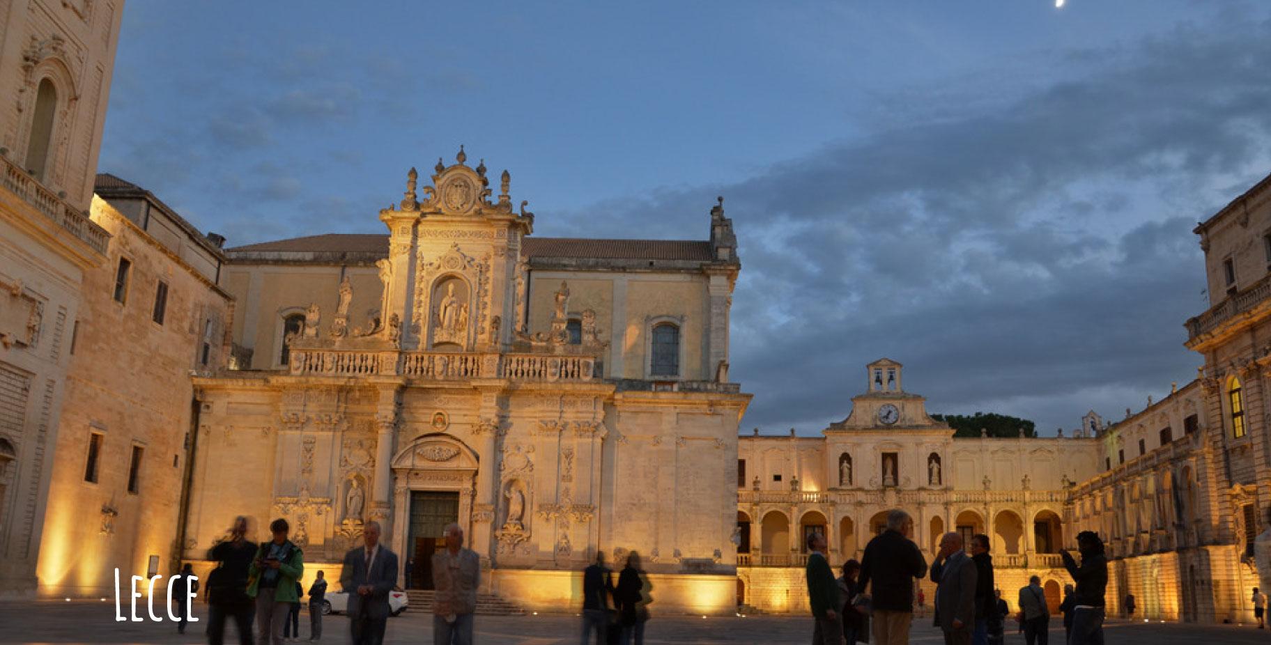 Apulien Rundreise Premium Tour : Lecce