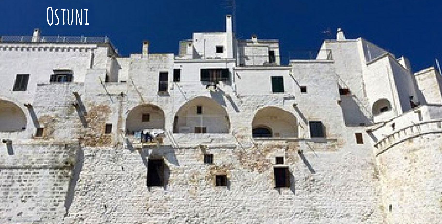 Apulien Rundreise Luxury: Ostuni