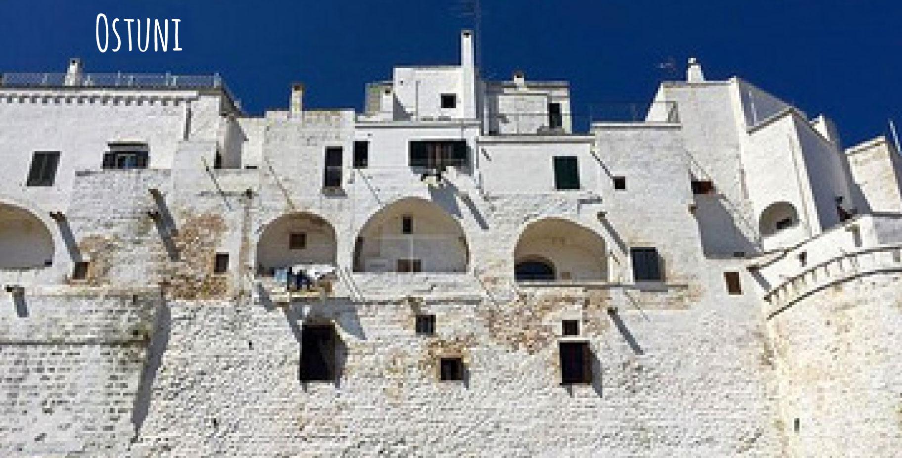 Apulien Rundreise Premium Tour : Ostuni