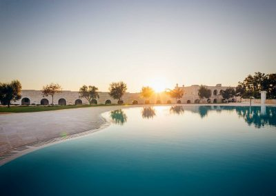 Masseria pool- Ostuni