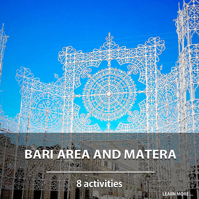 Apulia Private Tours: Bari and Matera