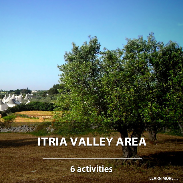 Apulia Private Tours: Itria Valley
