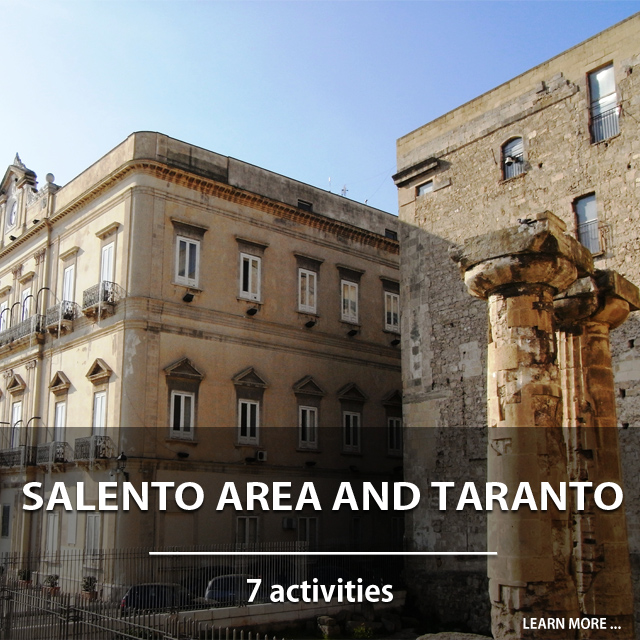Apulia Private Tours: Salento and Taranto