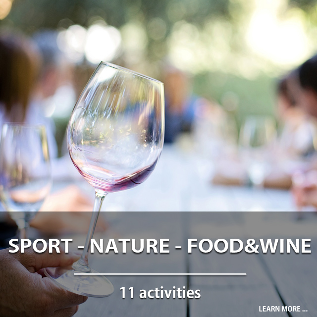 Apulia Private Tours: Sport, Nature, Food&Wine