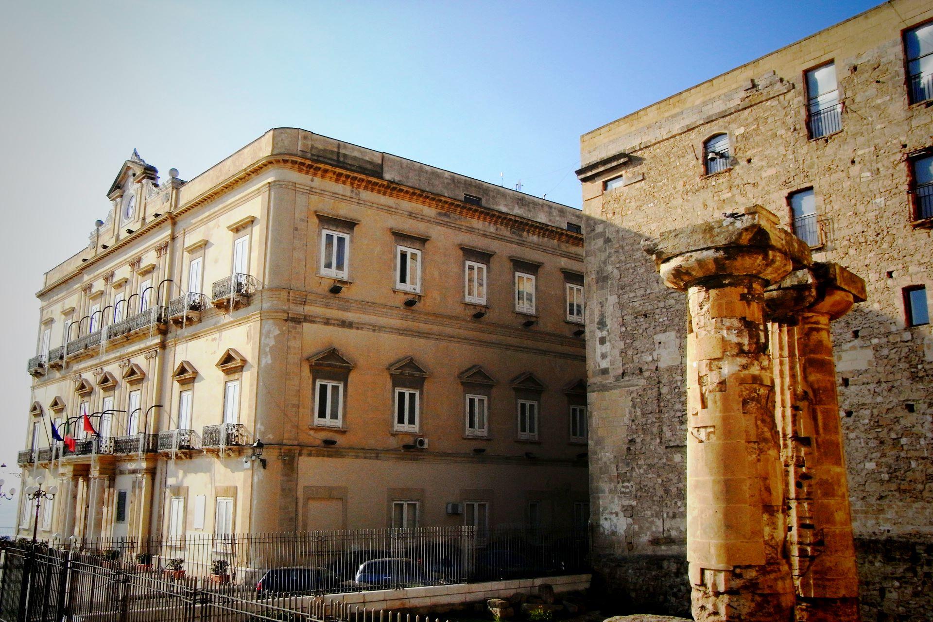 apulia slow travel colonne doriche magna grecia taranto architettura puglia apulien apulia dorische saeulen grossgriechenland grichische architektur greek architecture