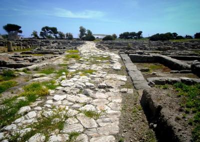 apulia slow travel archaeological excavation of egnatia trajan way apulien puglia messapi peuceti resti romani puglia archeologica via traiana