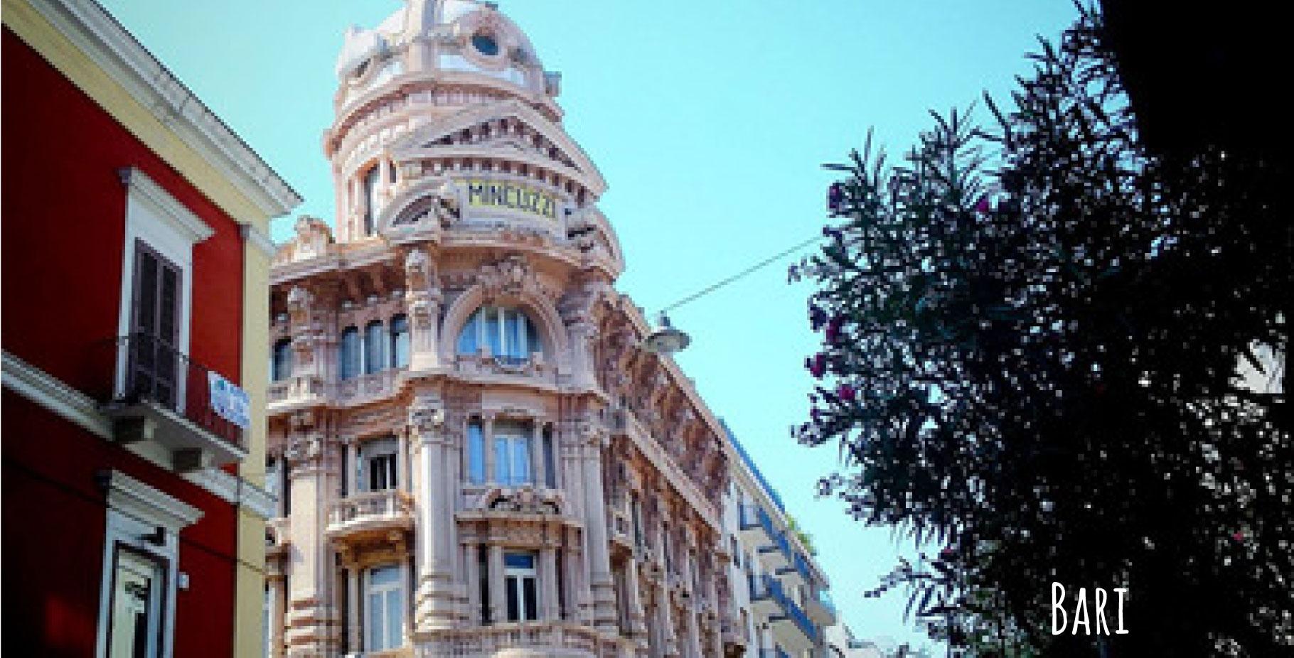 Apulien Rundreise Premium Tour : Bari