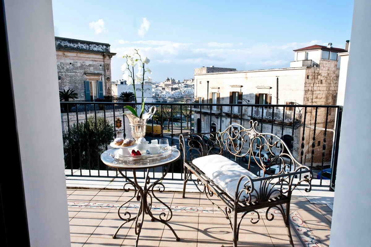 Ostuni Palace hotel Romantic View