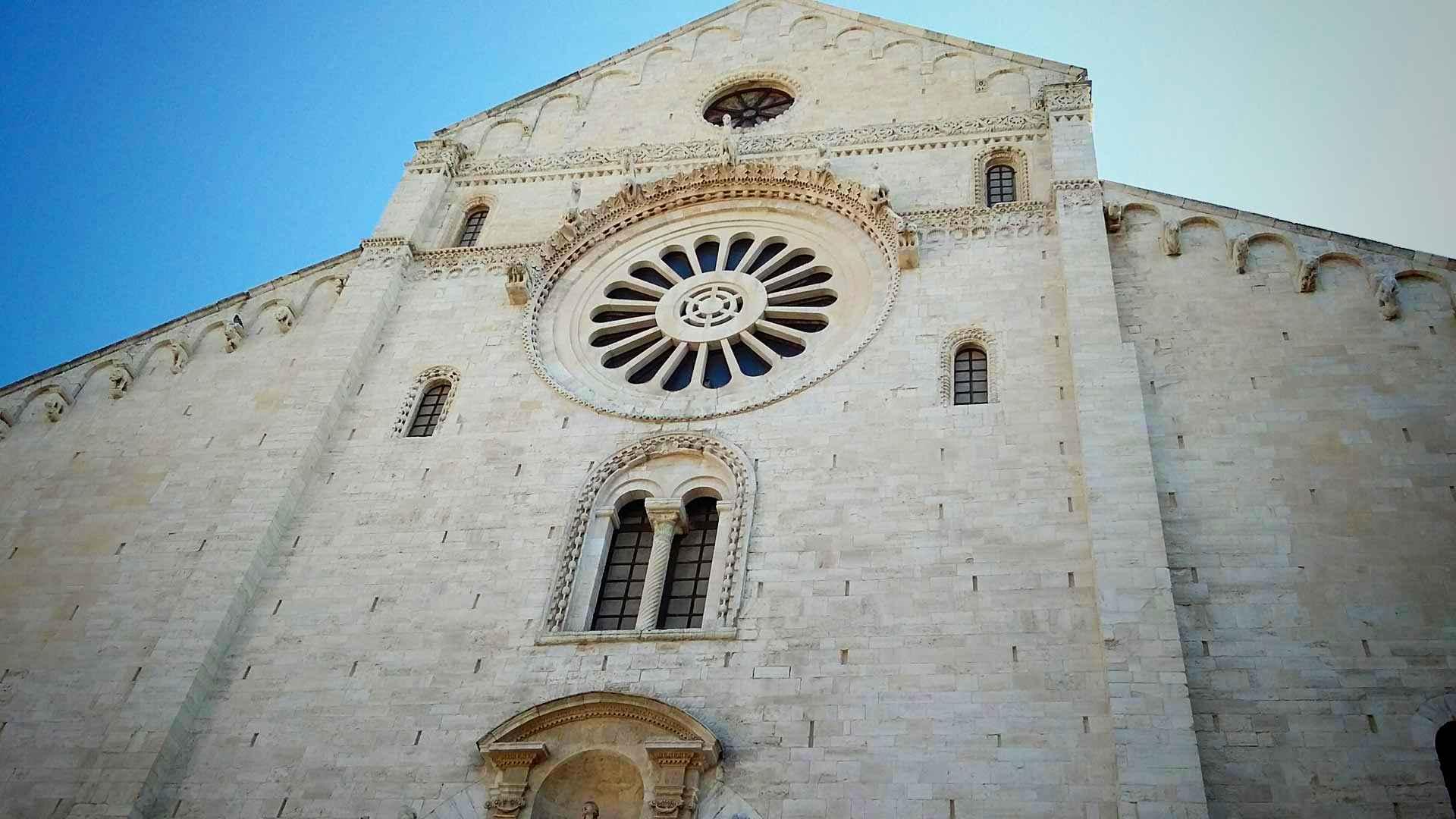 Bari Cathedral of San Sabino