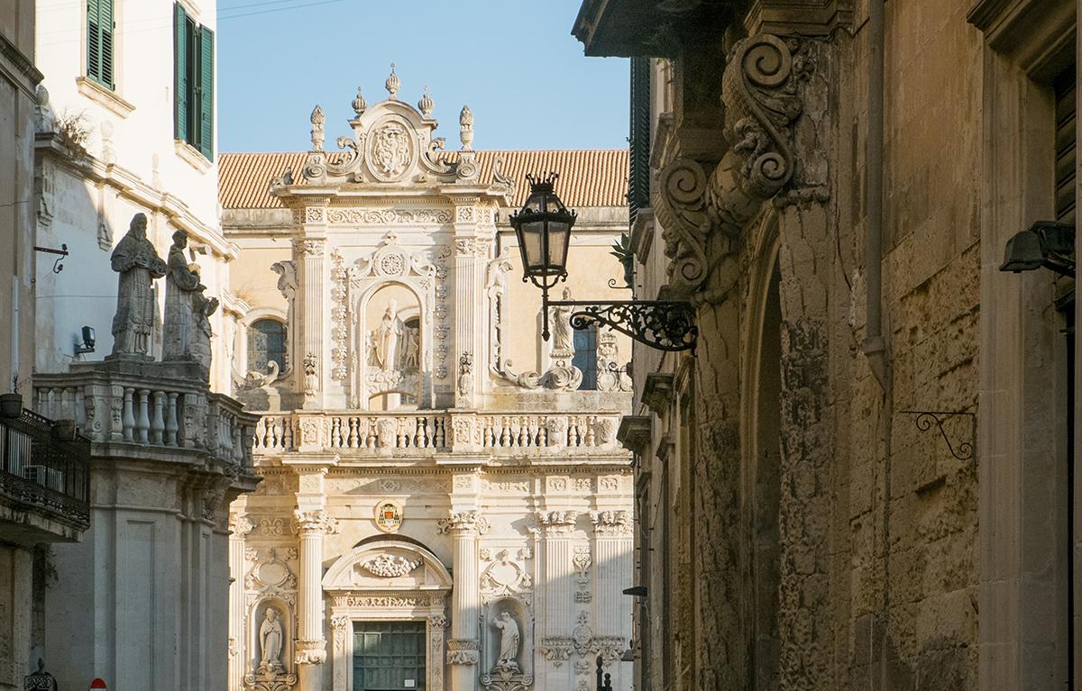 Lecce - apulia slow travel