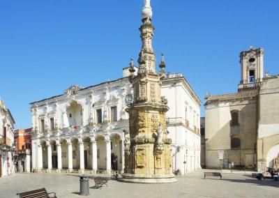 Nardò, Porto Selvaggio and Santa Maria al Bagno